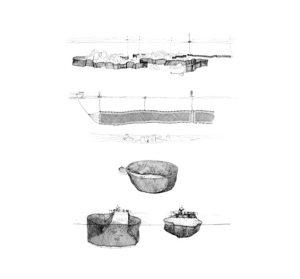 artes de pesca enmalle cerco